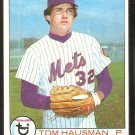 NEW YORK METS TOM HAUSMAN 1979 TOPPS # 643 VG/EX
