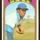 CHICAGO CUBS FERGIE JENKINS 1972 TOPPS # 410 VG