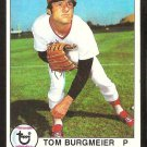 BOSTON RED SOX TOM BURGMEIER 1979 TOPPS # 524 VG