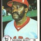 BOSTON RED SOX GEORGE SCOTT 1979 TOPPS # 645 NR MT OC