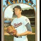 MINNESOTA TWINS BERT BLYLEVEN 1972 TOPPS # 515 VG