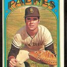 SAN DIEGO PADRES FRED KENDALL 1972 TOPPS # 532 VG