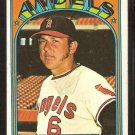 CALIFORNIA ANGELS ROGER REPOZ 1972 TOPPS # 541 VG/EX