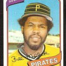 PITTSBURGH PIRATES BILL MADLOCK 1980 TOPPS # 55 NR MT