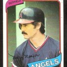 CALIFORNIA ANGELS LARRY HARLOW 1980 TOPPS # 68 NR MT