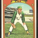 OAKLAND ATHLETICS DAROLD KNOWLES 1972 TOPPS # 583 VG/EX