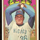 CHICAGO CUBS JOE DECKER 1972 TOPPS # 612 VG/EX