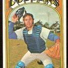 LOS ANGELES DODGERS JOE FERGUSON ROOKIE CARD RC 1972 TOPPS # 616 VG/EX