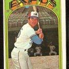 MONTREAL EXPOS JIM FAIREY 1972 TOPPS # 653