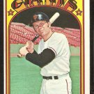 SAN FRANCISCO GIANTS ALAN GALLAGHER 1972 TOPPS # 693 EM SOC