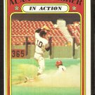SAN FRANCISCO GIANTS ALAN GALLAGHER IN ACTION 1972 TOPPS # 694 EX/EM