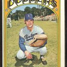 LOS ANGELES DODGERS CHRIS CANNIZZARO 1972 TOPPS # 759 EX/EM