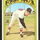BOSTON RED SOX KEN TATUM 1972 TOPPS # 772 EX+