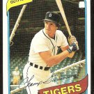 DETROIT TIGERS CHAMP SUMMERS 1980 TOPPS # 176 EX MT