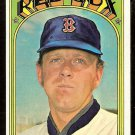 BOSTON RED SOX LEW KRAUSSE 1972 TOPPS # 592 VG/EX