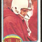 NEW ENGLAND PATRIOTS JOHN SMITH ROOKIE CARD RC 1976 TOPPS # 78 good