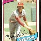 CINCINNATI REDS MIKE LaCOSS 1980 TOPPS # 199 NR MT