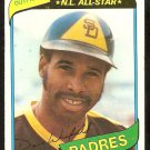 SAN DIEGO PADRES DAVE WINFIELD 1980 TOPPS # 230 VG/EX