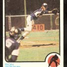 ATLANTA BRAVES RON REED 1973 TOPPS # 72