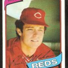 Cincinnati Reds Paul Moskau 1980 Topps Baseball Card # 258 nr mt