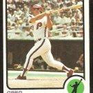Philadelphia Phillies Greg Luzinski 1973 Topps Baseball Card # 189 vg