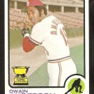 St Louis Cardinals Dwaine Anderson 1973 Topps Baseball Card # 2421 ex