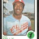 Chicago White Sox Pat Kelly 1973 Topps Baseball Card # 261 nr mt
