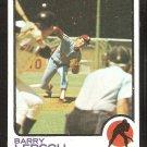 Philadelphia Phillies Barry Lersch 1973 Topps Baseball Card # 559 em/nm