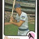 Chicago Cubs Jim Hickman 1973 Topps Baseball Card # 565 nr mt