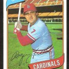 St Louis Cardinals Roger Freed 1980 Topps Baseball Card # 418 nr mt