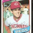 Cincinnati Reds Vic Correll 1980 Topps Baseball Card # 419 nr mt