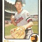 Minnesota Twins Phil Roof 1973 Topps Baseball Card #598 ex/em