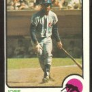 Montreal Expos Jose Laboy 1973 Topps Baseball Card # 642 ex
