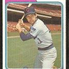 Chicago Cubs Don Kessinger 1974 Topps Baseball Card # 38 vg/ex