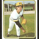 Pittsburgh Pirates Nelson Briles 1974 Topps Baseball Card # 123 vg/ex