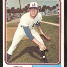 Montreal Expos Steve Rogers Rookie Card RC 1974 Topps Baseball Card # 169