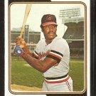 Baltimore Orioles Don Baylor 1974 Topps Baseball Card # 187 nr mt