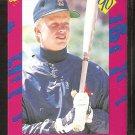Boston Red Sox Scott Cooper 1990 Classic Travel Baseball Card # t13 nr mt