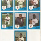 1990 Procards Pawtucket Red Sox Team Lot Kevin Romine Ed Nottle John Leister Gary Tremblay