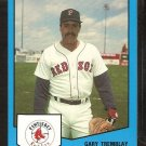 1990 Procards Baseball Card # 702 Pawtucket Red Sox Gary Tremblay nm/mt