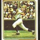 San Diego Padres Glenn Beckert 1974 Topps Baseball Card # 241 ex