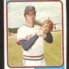 1974 Topps Baseball Card # 318 Texas Rangers Jim Merritt vg/ex