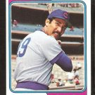 Chicago Cubs Gonzalo Marquez 1974 Topps Baseball Card # 422 Vg/Ex