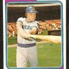 Chicago Cubs Gene Hiser 1974 Topps Baseball Card # 462 ex