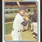New York Mets Wayne Garrett 1974 Topps Baseball Card # 510 vg