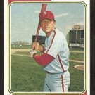 Philadelphia Phillies Mike Ryan 1974 topps baseball card # 564 vg