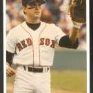 Boston Red Sox Spike Owen 1987 Postcard # 7