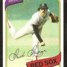 Boston Red Sox Dick Drago 1980 topps baseball card # 271 nr mt