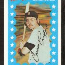 Boston Red Sox Carney Lansford 1982 Kelloggs 3d Superstar Baseball Card # 41 nr mt