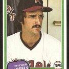 California Angels Mark Clear 1981 Topps Baseball Card # 12 nr mt